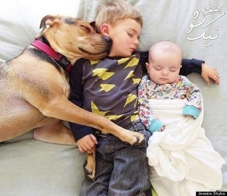 عکس کودکان زیبا پسربچه و دختربچه   بچه های ناز خوشتیپ