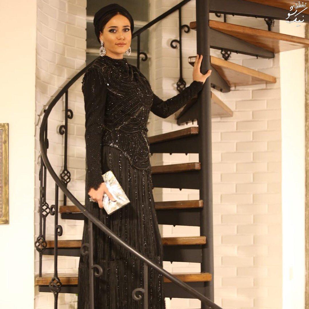 مدل های مانتو پریناز ایزدیار در اینستاگرام
