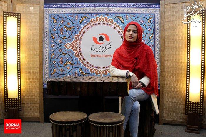 بیوگرافی غزاله اکرمی بازیگر خوش استایل +اینستاگرام