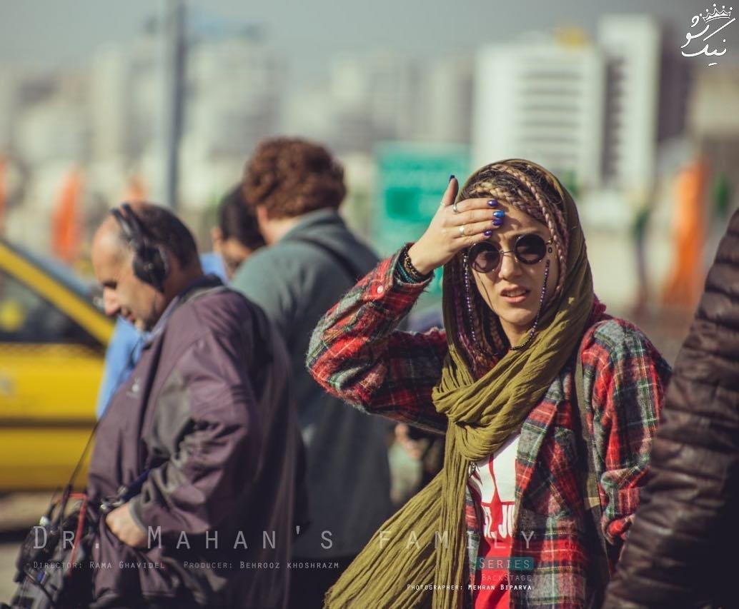 بیوگرافی دنیز متوسلی بازیگر +عکسهای اینستاگرام
