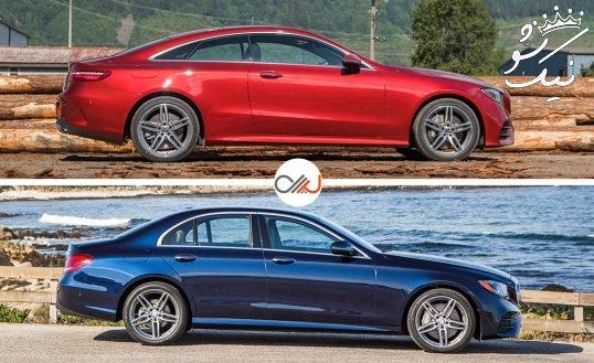 خودرو سدان Sedan و کوپه Coupé چه تفاوتی با هم دارند؟