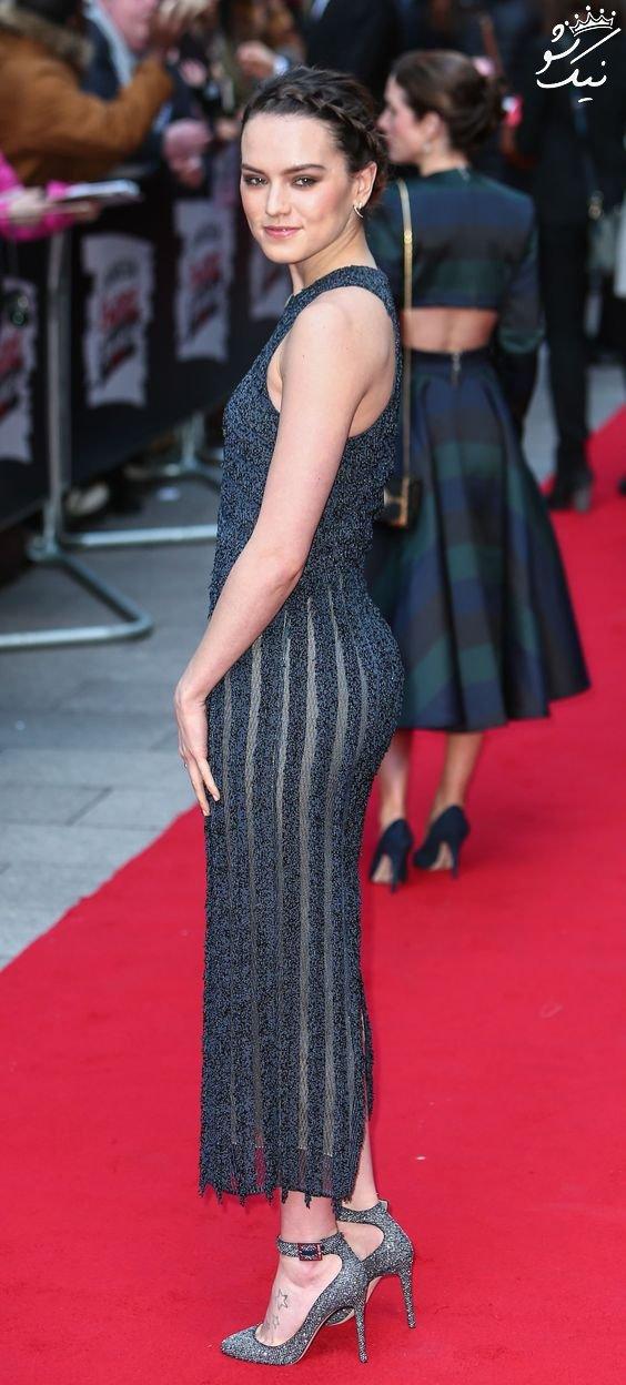 بیوگرافی دیزی ریدلی Daisy Ridley بازیگر زیبای هالیوودی