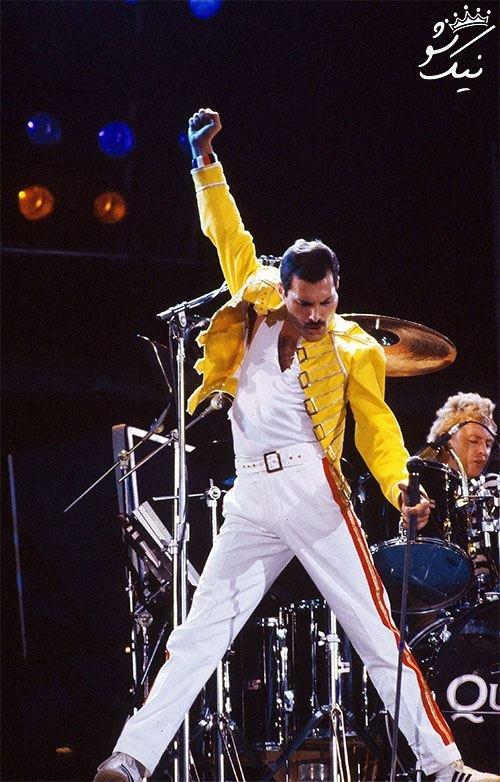 بهترین آهنگ های Queen کویین   فردی مرکوری