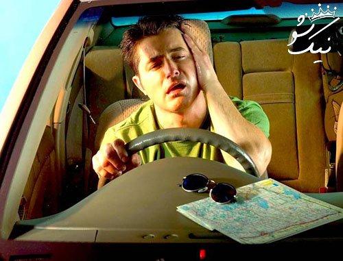 وقتی کولر ماشین باد گرم می زند! مشکل کجاست؟!
