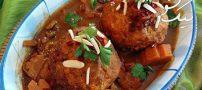طرز تهیه کوفته هلوی شیرازی | غذای محلی ایرانی