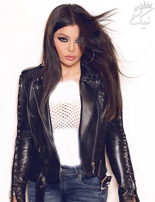 دانلود آهنگ ana haifa از Haifa Wehbe هیفا وهبی