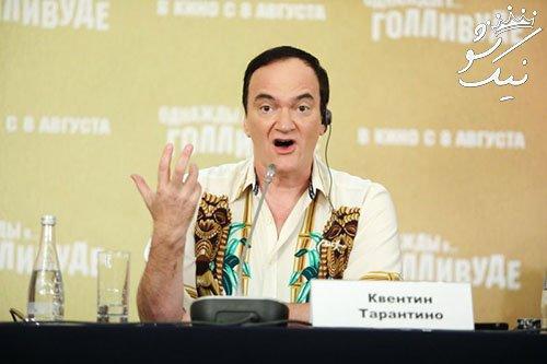 صحبت های تارانتینو درباره شخصیت بروسلی در فیلم جدیدش