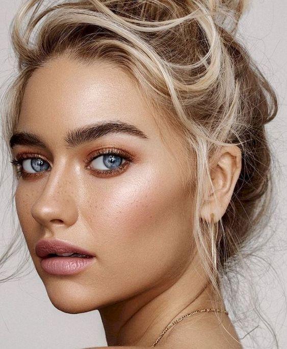 مدل میکاپ لایت | میکاپ لایت دخترانه 2020