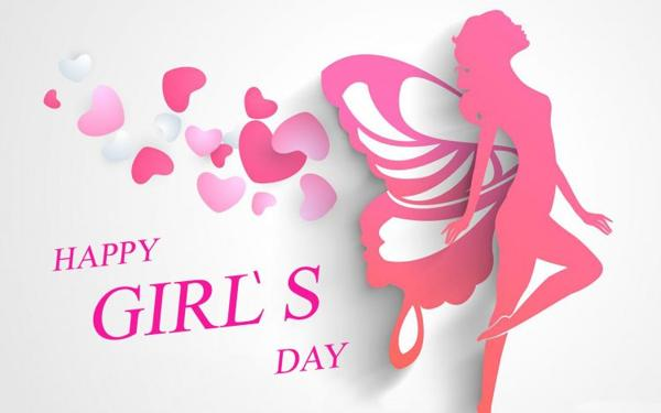 روز جهانی دختر مبارک | پروفایل روز دختر سال 99