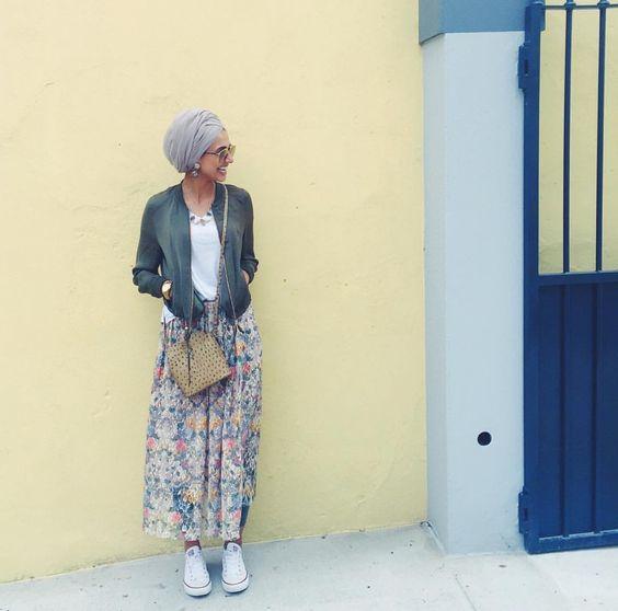 مدل مانتو و استایل های باحجاب | شیک و جدید