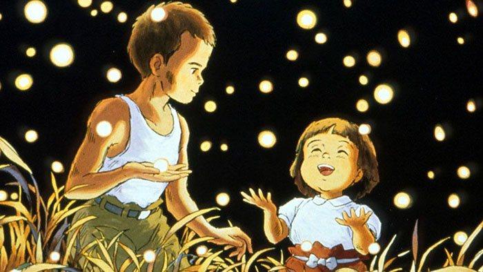مدفن کرم های شب تاب ، فیلمی که اشک از چشمان سرازیر می کند
