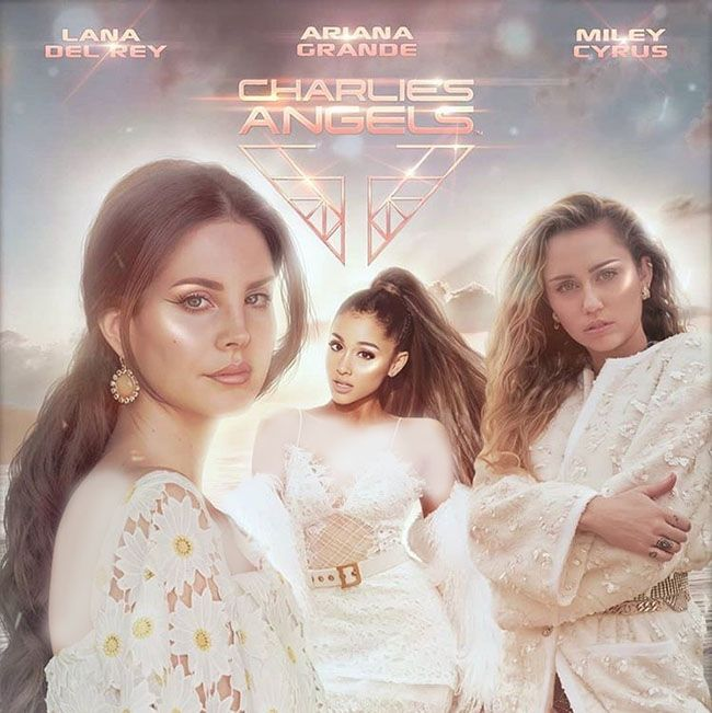 دانلود آهنگ Don't Call Me Angel از Ariana Grande
