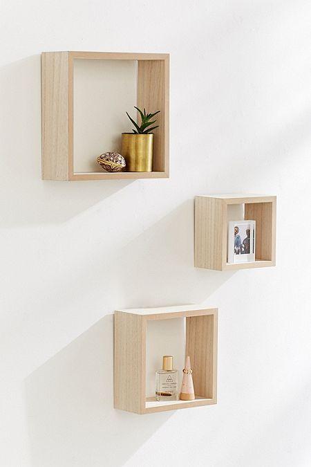 مدل شلف دیواری | باکس دیواری | کتابخانه دیواری