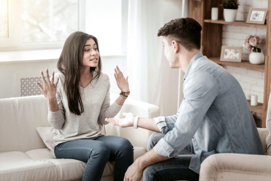 بحث با همسر بر سر این موضوعات بیهوده است