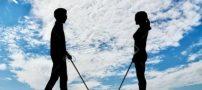 روز عصای سفید | عکس و متن روز جهانی نابینایان