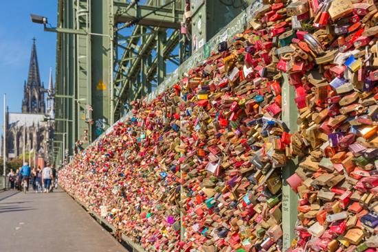 پل های معروف جهان که برای عاشقان است