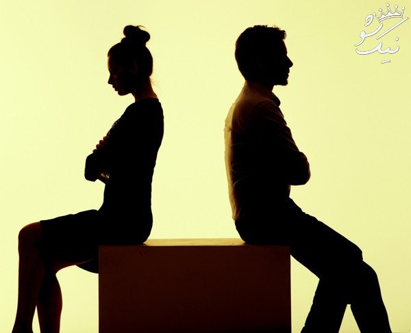 نشانه هایی که طلاق را پیش بینی می کنند