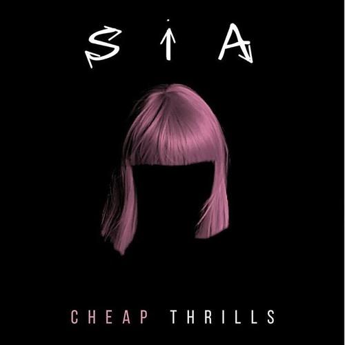 دانلود آهنگ Cheap Thrills از Sia سیا و Sean Paul