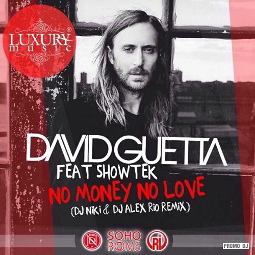 دانلود آهنگ No Money No Love از David Guetta