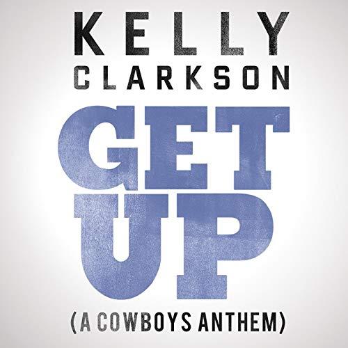 دانلود آهنگ Get Up از Kelly Clarkson کلی کلارکسون