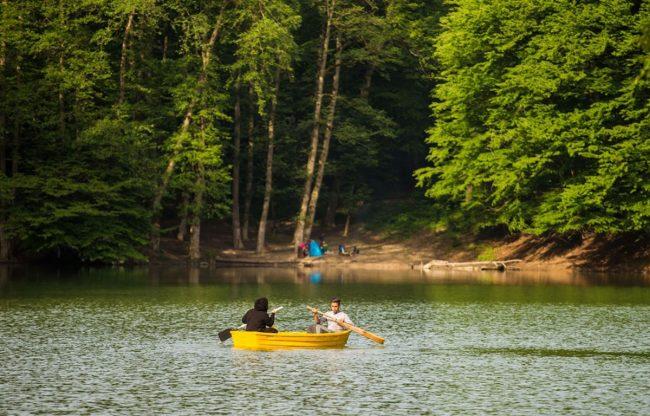 دریاچه چورت کجاست؟ امکانات ، جاده و عکس ها