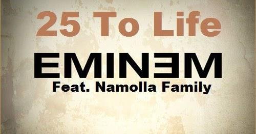 دانلود آهنگ 25 To Life از Eminem امینم