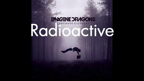 دانلود آهنگ Radioactive از Imagine Dragons ایمجین دراگنز