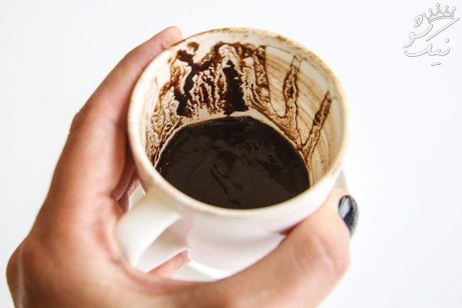 قوری در فال قهوه نشانه چیست؟ دیدن قوری در فال قهوه