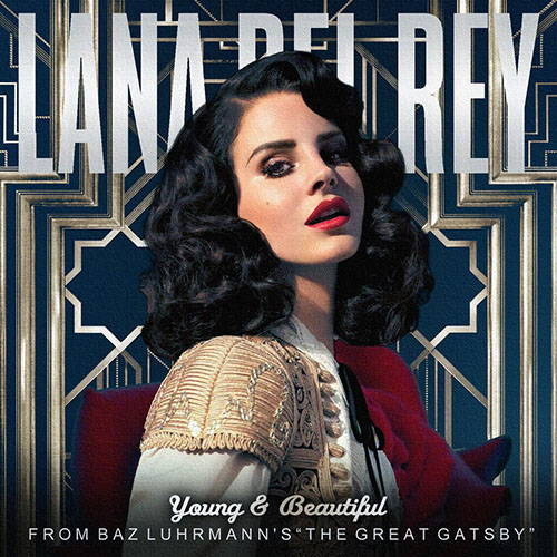 دانلود آهنگ young and beautiful از lana del rey