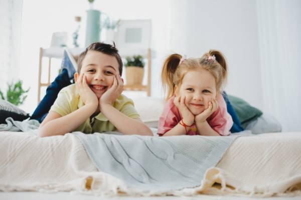 بهترین زمان برای جداسازی اتاق کودک