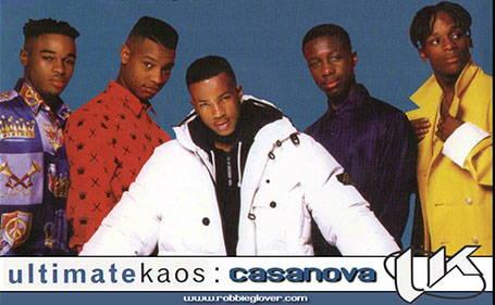 دانلود آهنگ casanova از ultimate kaos
