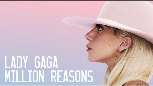 دانلود آهنگ Million Reasons از Lady Gaga لیدی گاگا