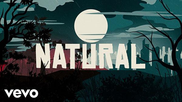 دانلود آهنگ Natural از Imagine Dragons ایمجین دراگنز