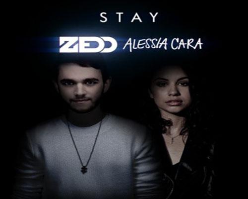 دانلود آهنگ Stay از Zedd و Alessia Cara