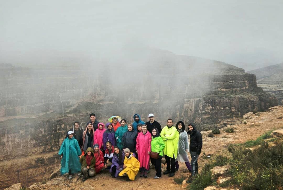 سفر به تنگه شوتاریکو پارسیان هرمزگان