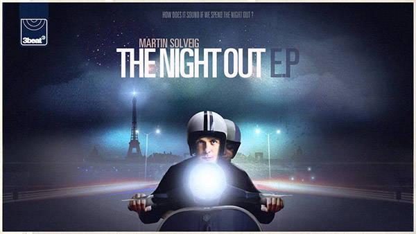دانلود آهنگ The Night Out از Martin Solveig