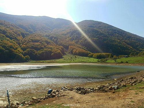 سفر به دریاچه ویستان بره سر گیلان | آدرس دقیق و عکس