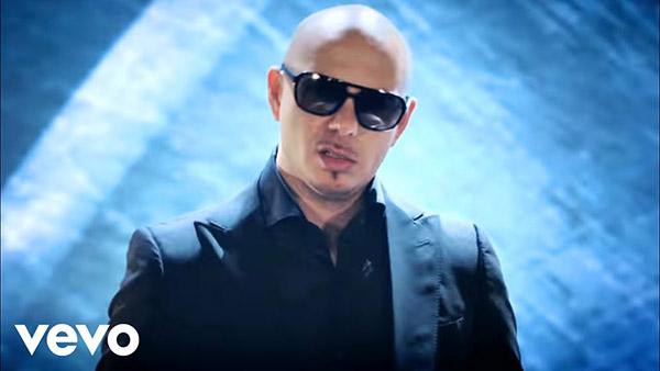 دانلود آهنگ International Love از Pitbull پیت بول