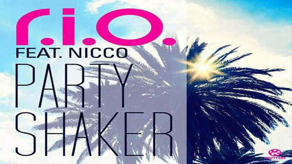 دانلود آهنگ Party Shaker از R.I.O و Nicco