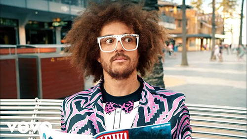 دانلود آهنگ Lets Get Ridiculous از Redfoo ردفو