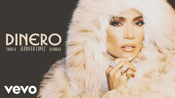 دانلود آهنگ Dinero از Jennifer Lopez جنیفر لوپز