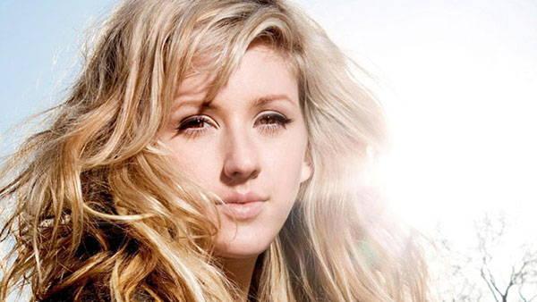 دانلود آهنگ Burn از Ellie Goulding الی گولدینگ