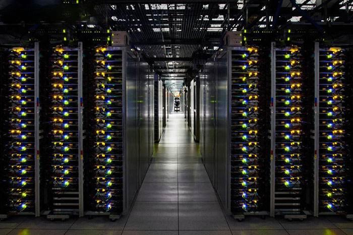 روش جالب برای خنک سازی تجهیزات گوگل