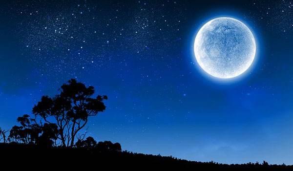ماه در فال قهوه نشانه چیست؟ تعبیر ماه