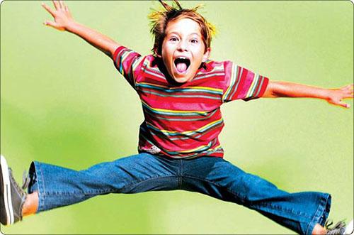 کودکان بیش فعال چگونه اند | خصوصیات کودکان بیش فعال