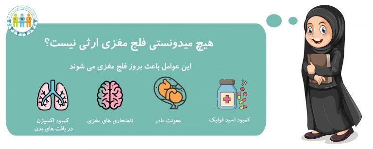 آیا فلج مغزی یک بیماری ارثی است؟