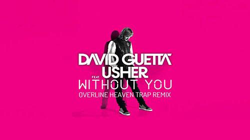 دانلود آهنگ without you از usher و david guetta