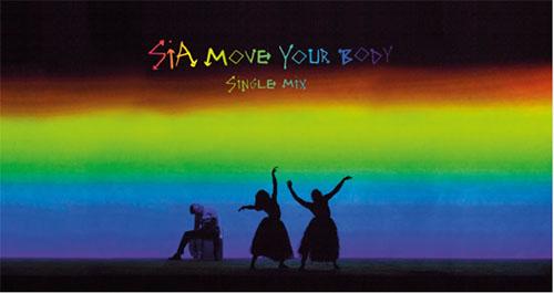دانلود آهنگ Move Your Body از Sia سیا