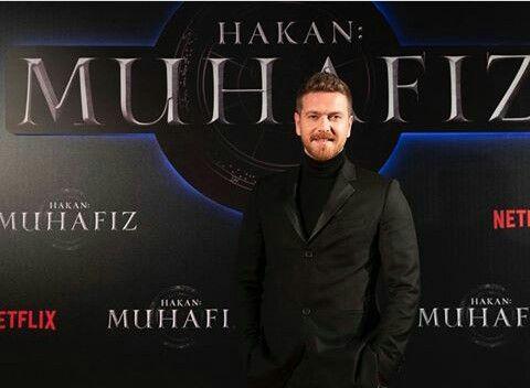 بیوگرافی انگین اوزترک Engin Öztürk بازیگر ترکیه ای