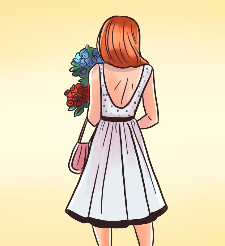 کدام دختر وقتی برگردد از بقیه زیباتر است؟